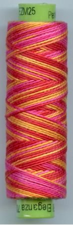 Eleganza #8 Perle Cotton/Clambake (70 yd)