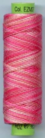Eleganza #8 Perle Cotton/Pink Lemonade (70 yd)