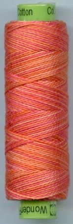 Eleganza #8 Perle Cotton/Hibiscus (70 yd)