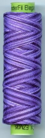 Eleganza #8 Perle Cotton/Lavender Fields (70 yd)