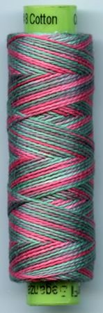 Eleganza #8 Perle Cotton/Graffiti (70 yd)