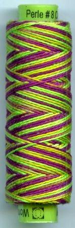 Eleganza #8 Perle Cotton/Chameleon (70 yd)