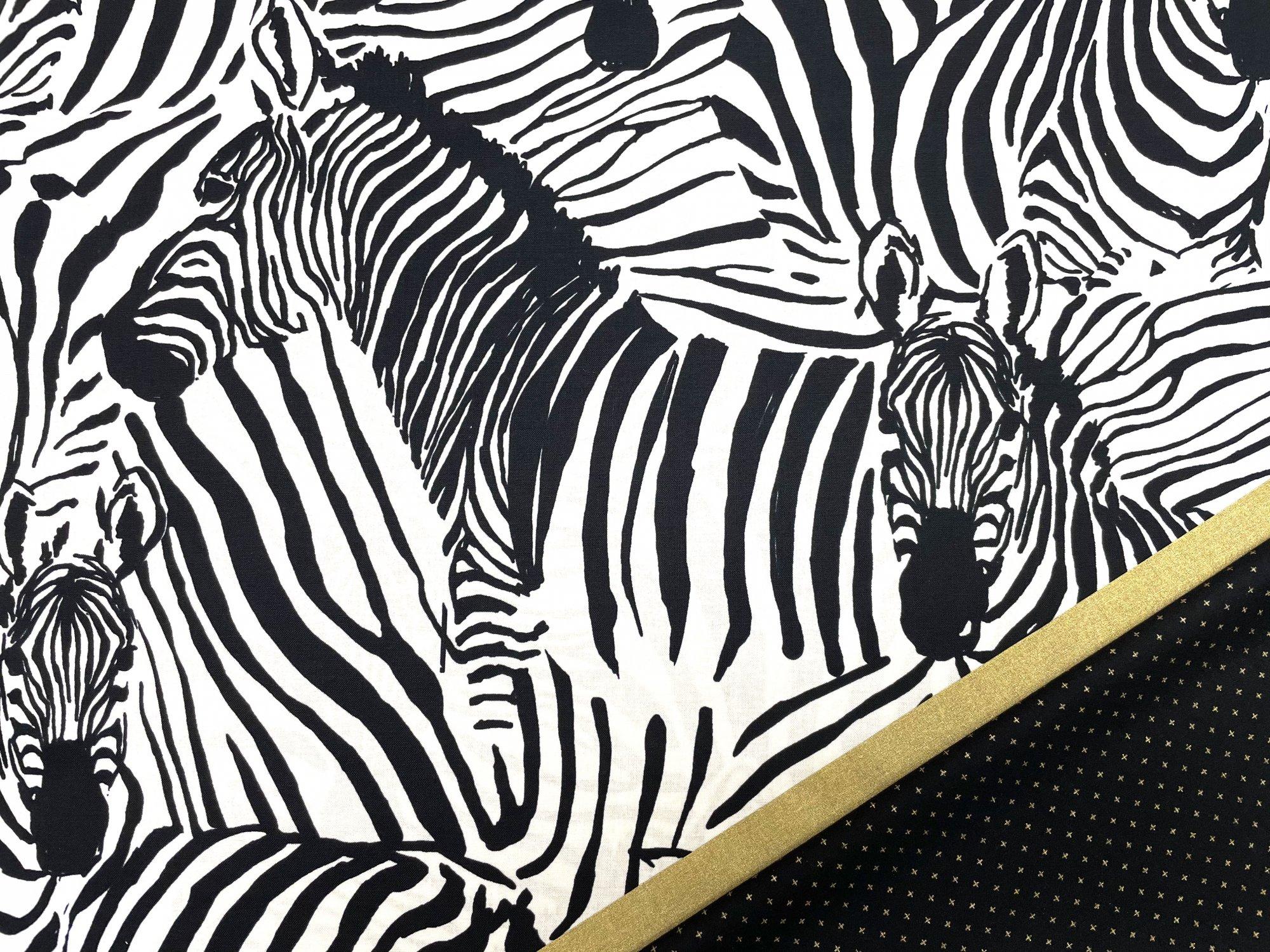 Pillowcase Kit (All Sizes)/Zebra (Treelotta)