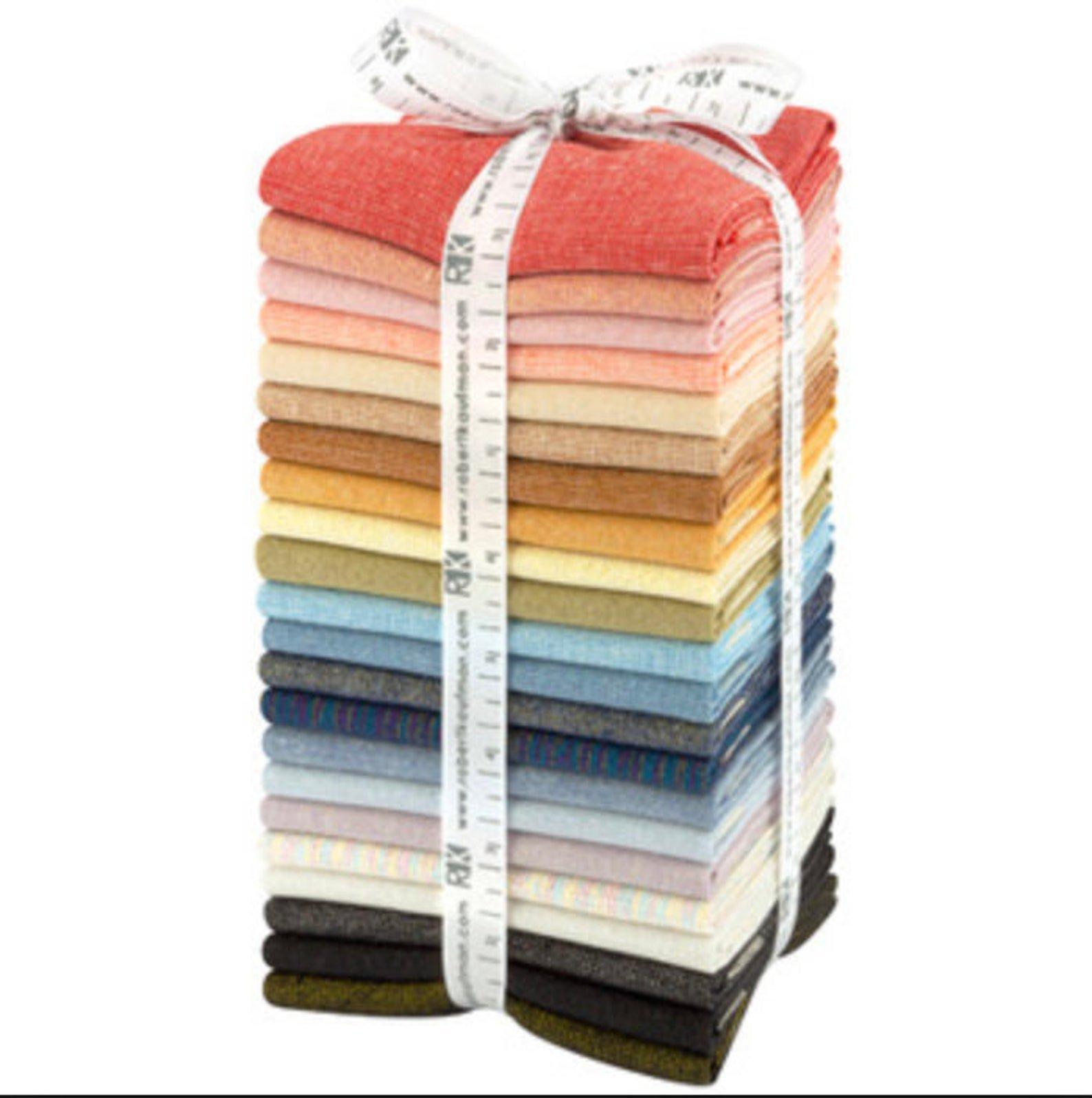 New Essex Yarn Dyed FQB (22 pcs)