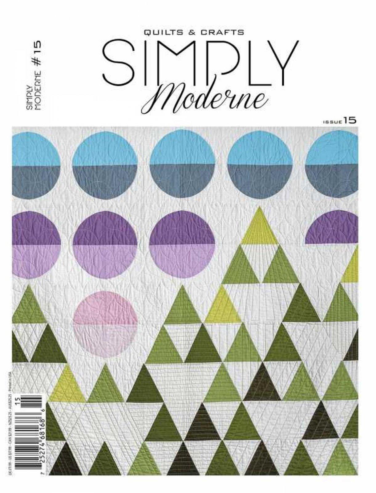 Simply Moderne Magazine - 15