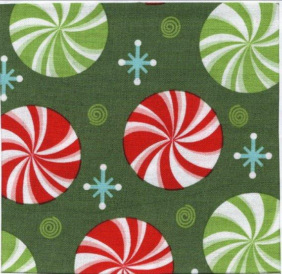 Peppermints/Green: Peppermint Twist (Henry Glass & Co.)
