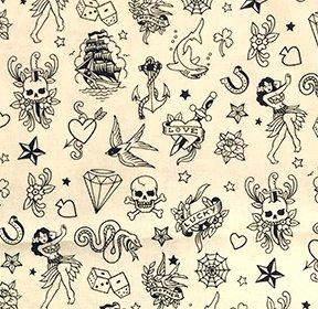 Ink Work/Tea Black: Nicole's Prints (Alexander Henr)