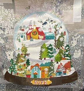 Let it Snow Treelotta Fabric Kit (Laura Heine)