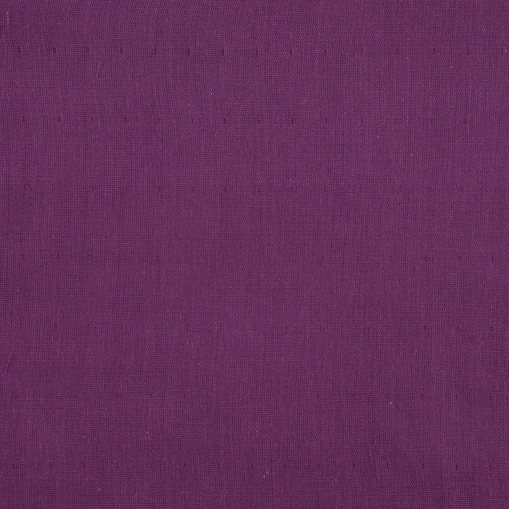 Organic Double Gauze/Dark Plum (Birch Fabrics)