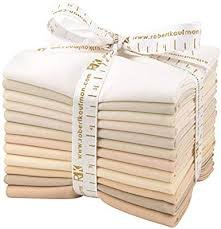 Kona Cotton (Not Quite White) FQB (12 pcs - 3yds)
