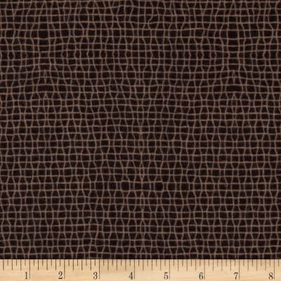 Moon Fishnet Flannel/Moonshade (Parson Gray)