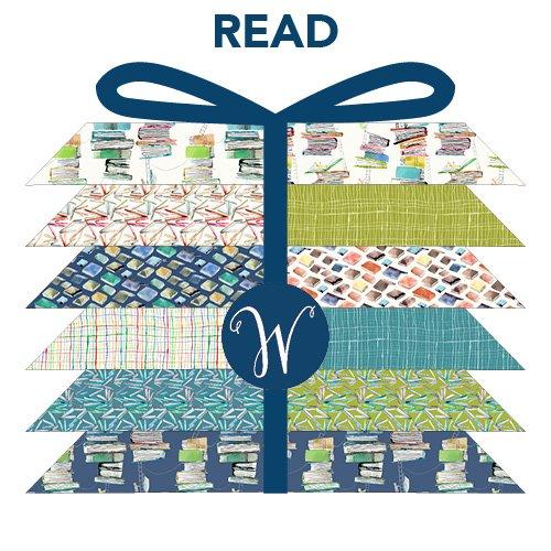 Read FQB (10 pieces) (Maria Carluccio)