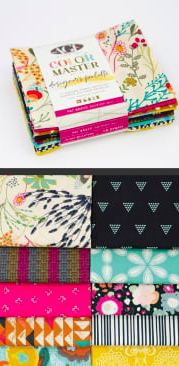 Curated FQ Bundles/Pat Bravo: Designer's Palette Box