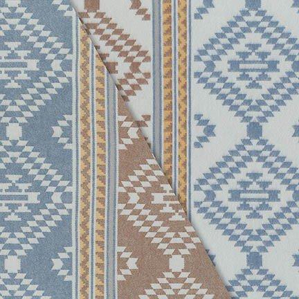 Taos Flannel/Blue