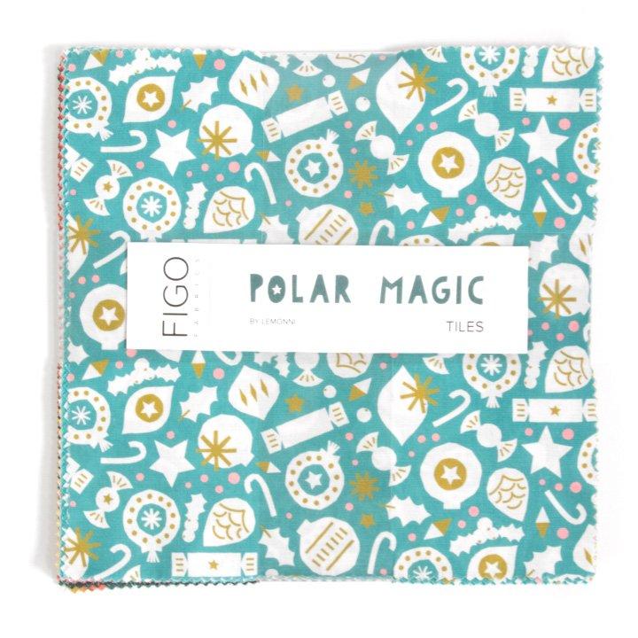 Polar Magic 10 Tiles (Lemonni) 42 pcs