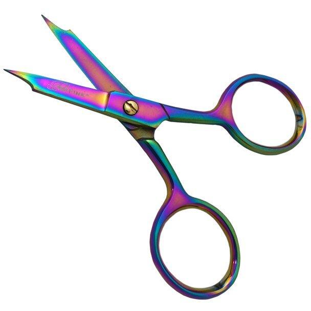 4 Large Ring Micro-Tip Scissors (Tula Pink Hardware)