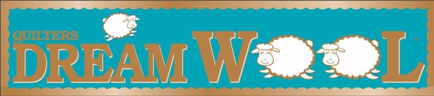 Dream Wool Batting/Twin (93 x 72) (Quilters Dream)