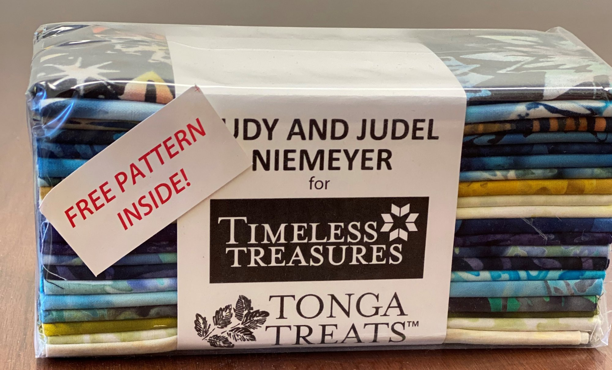 Timeless Treasures Tonga Treats 6-pack Lakeshore