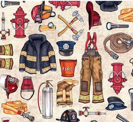 Firefighter Equipment-stone