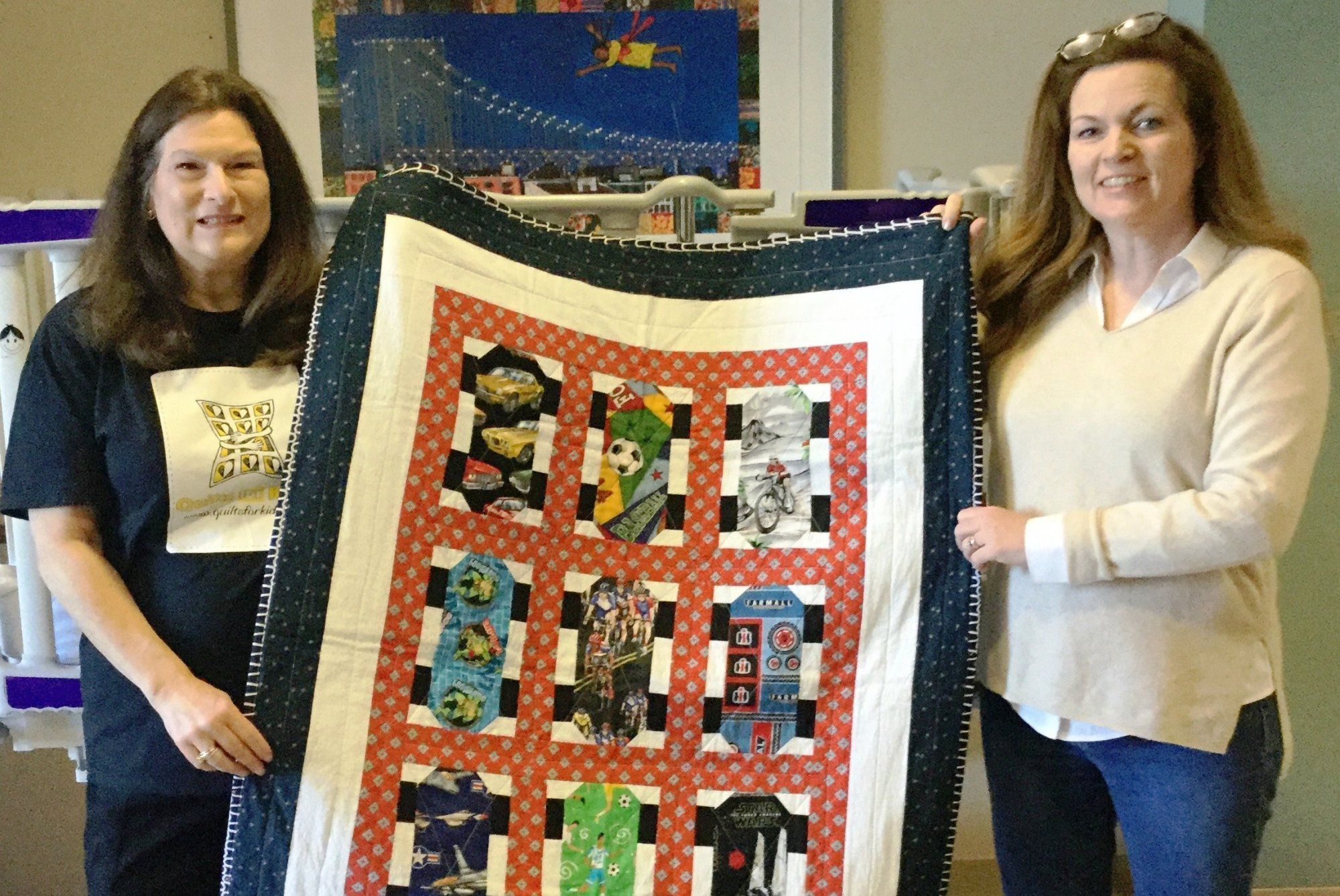Quilts for Kids News : quilt shops baton rouge - Adamdwight.com