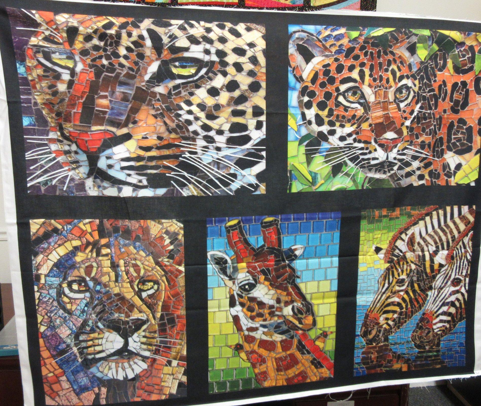 Animals Mosaic