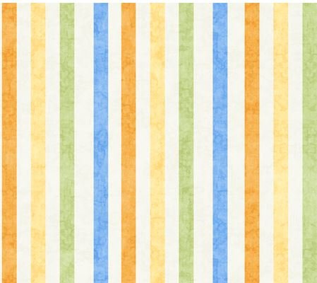 Lullaby Stripe-Cream