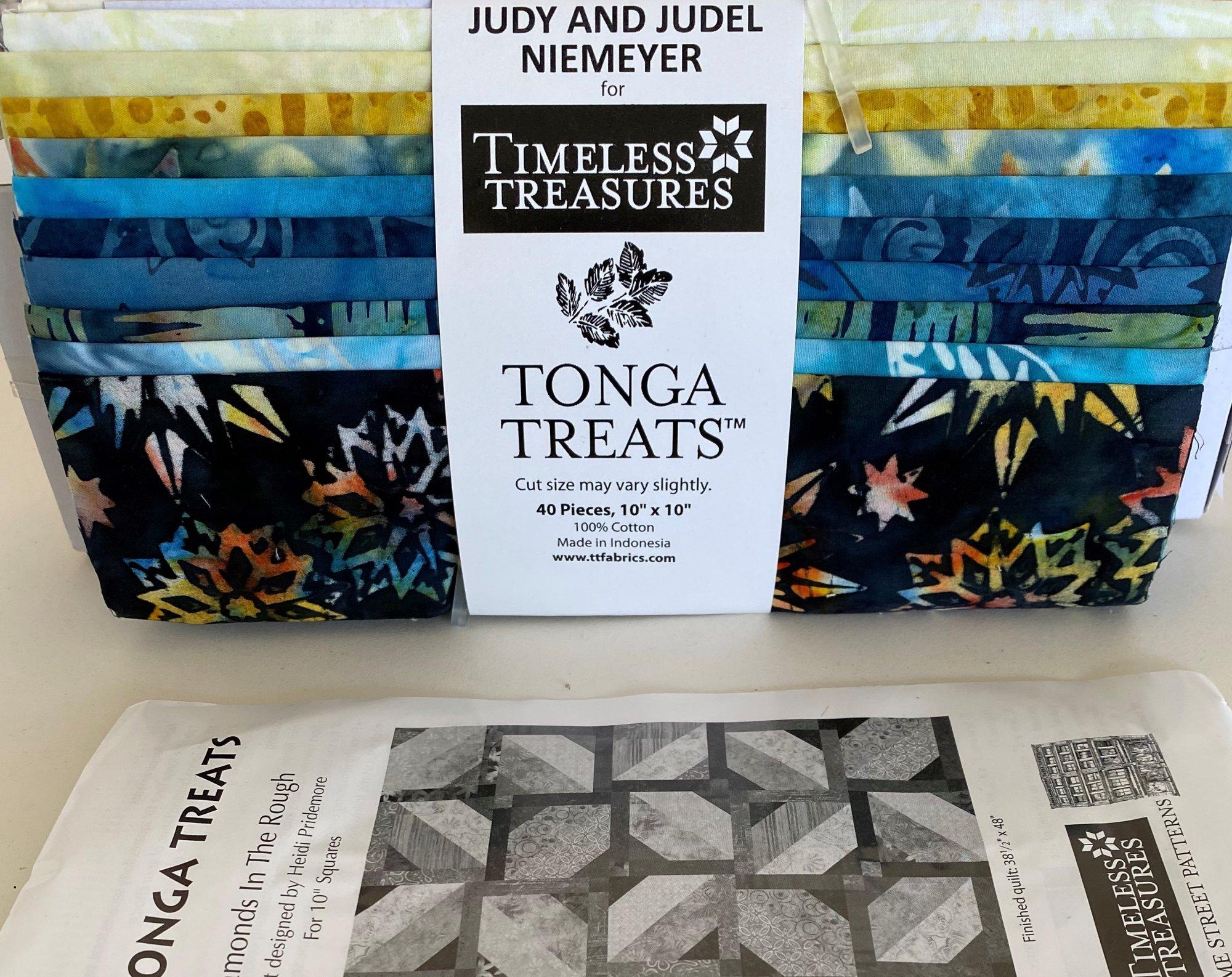 Timeless Treasures Tonga Treats-Lakeshore