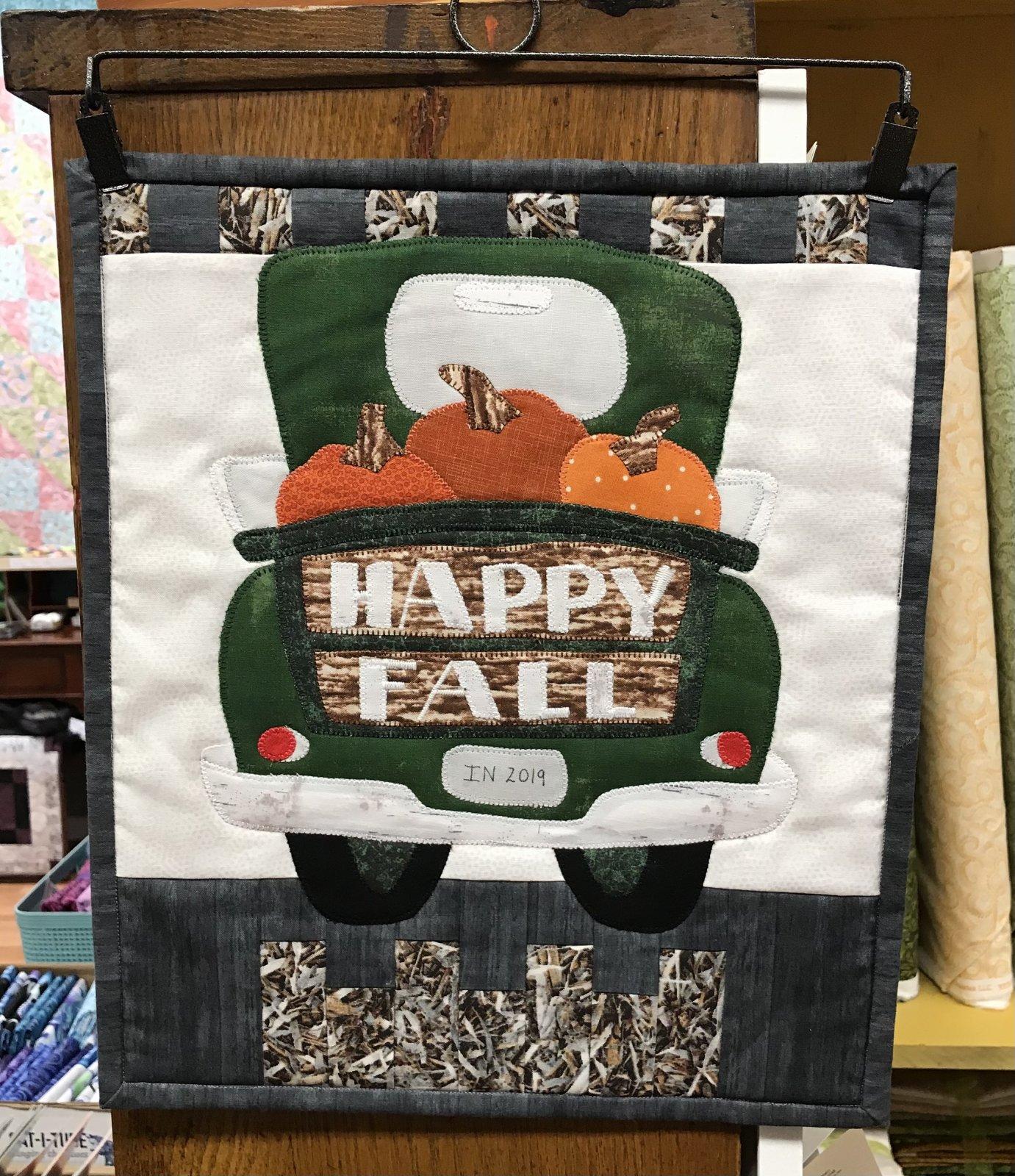 Happy Fall Truck Kit