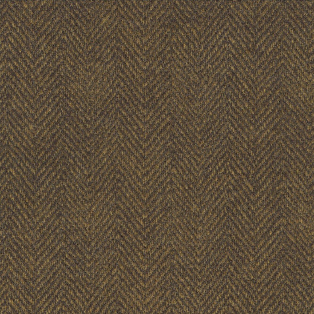 Woolies Flannel Herringbone Espresso (MASF1841-J)