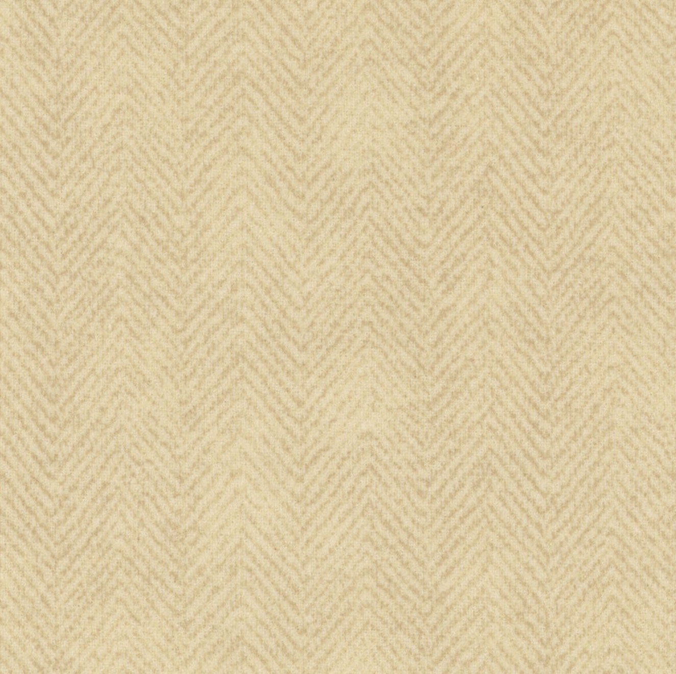 Woolies Flannel Herringbone Beige / Tan (MASF1841-T)
