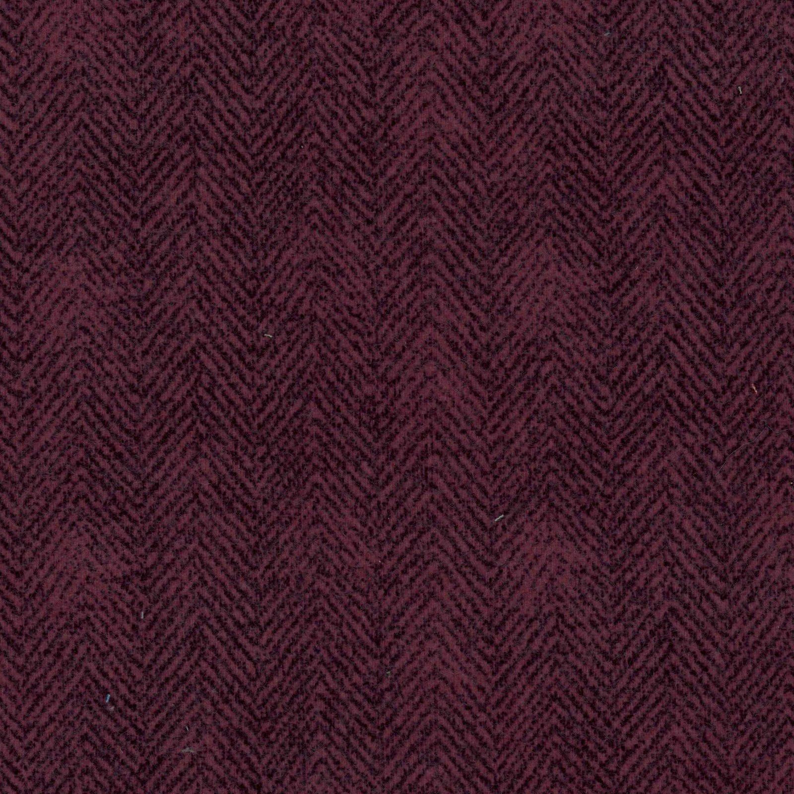 Woolies Flannel Herringbone Orchid Purple (MASF1841-VX)