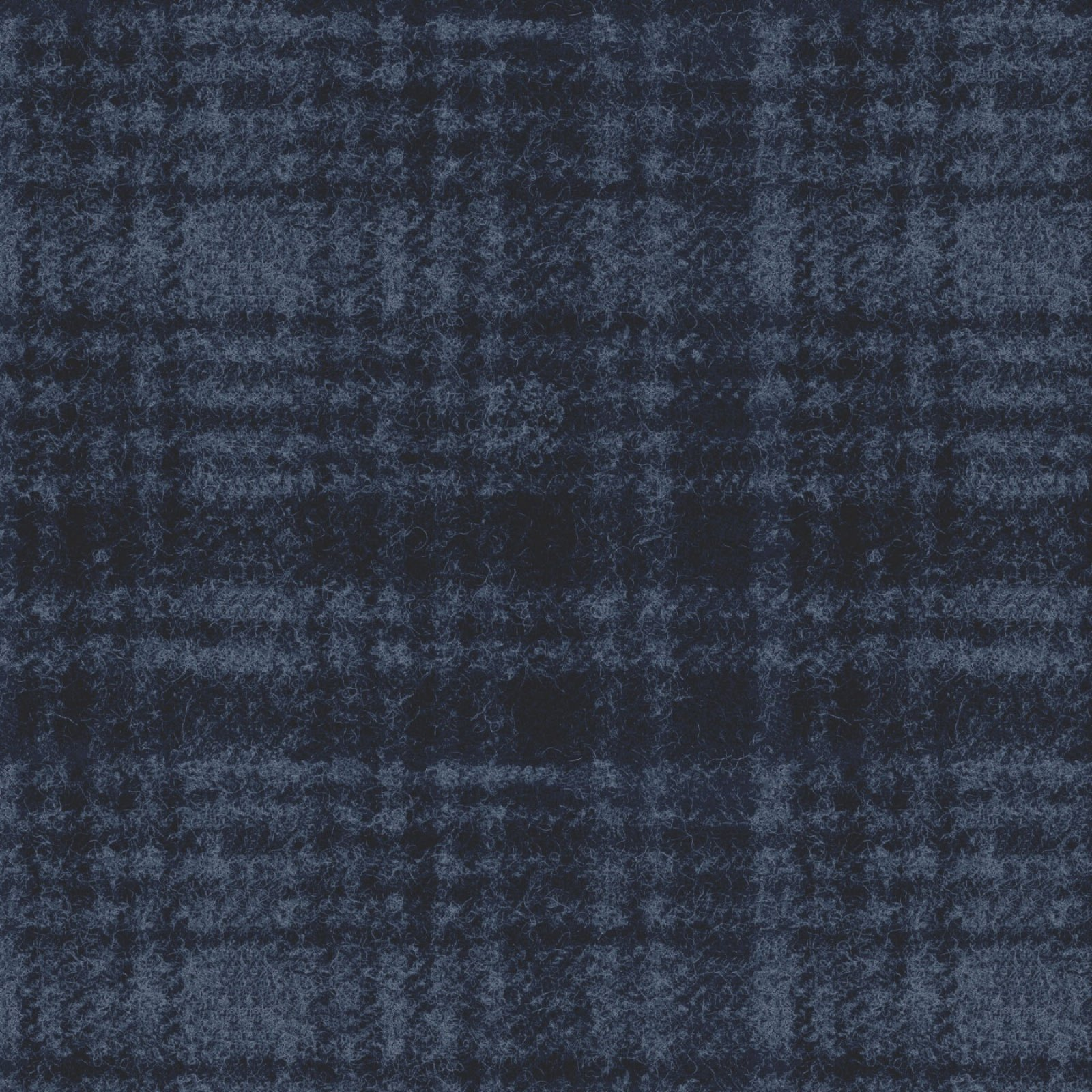 100/% Cotton Flannel Maywood Studio Woolies Houndstooth Navy Blue MASF18503-N