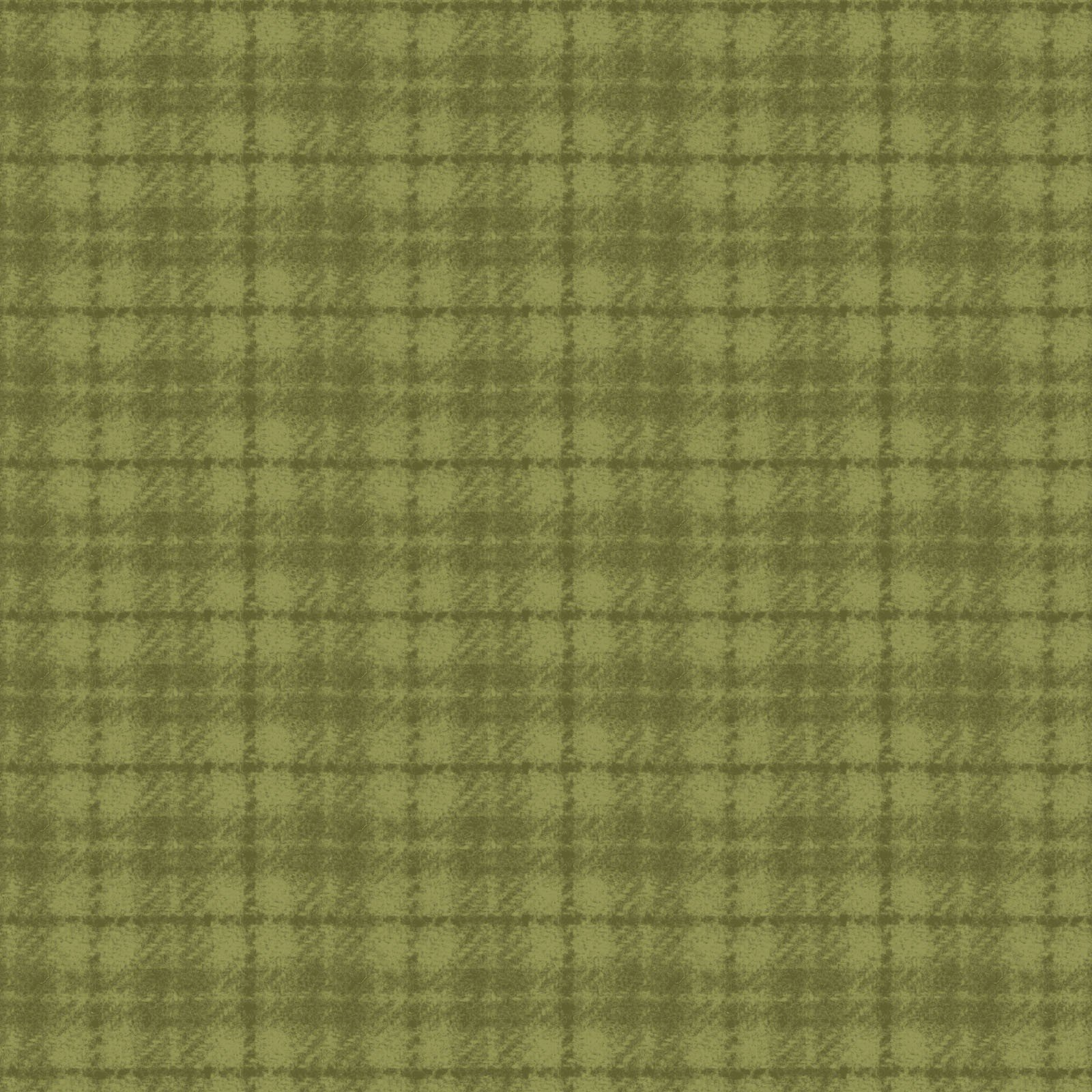 Woolies Flannel Plaid Green (MASF18502-G)
