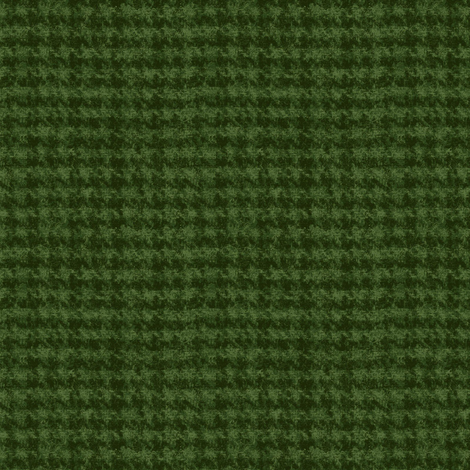 Woolies Flannel Houndstooth Dark Green (MASF18503-G2)