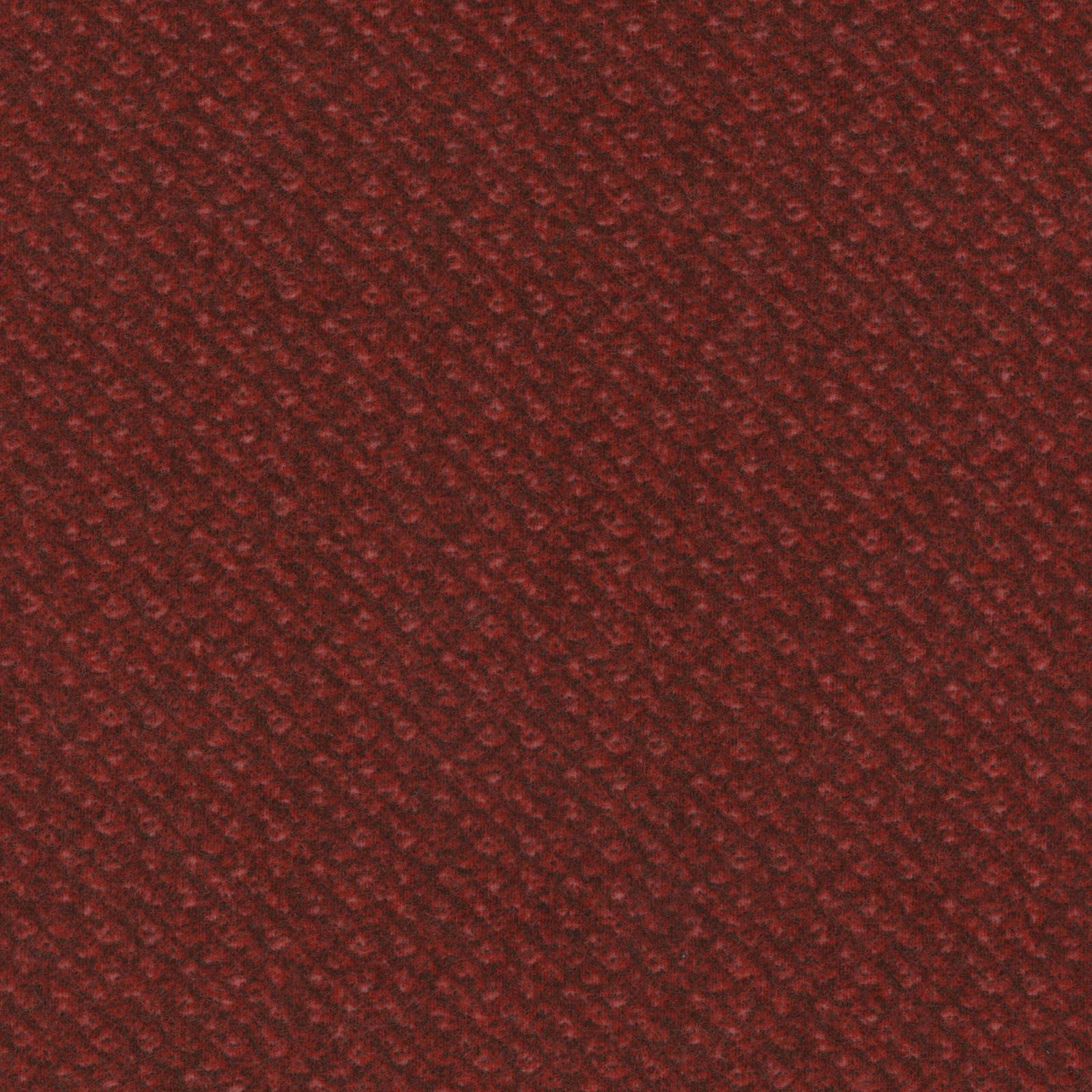 Woolies Flannel Poodle Boucle Red (MASF18505-R)