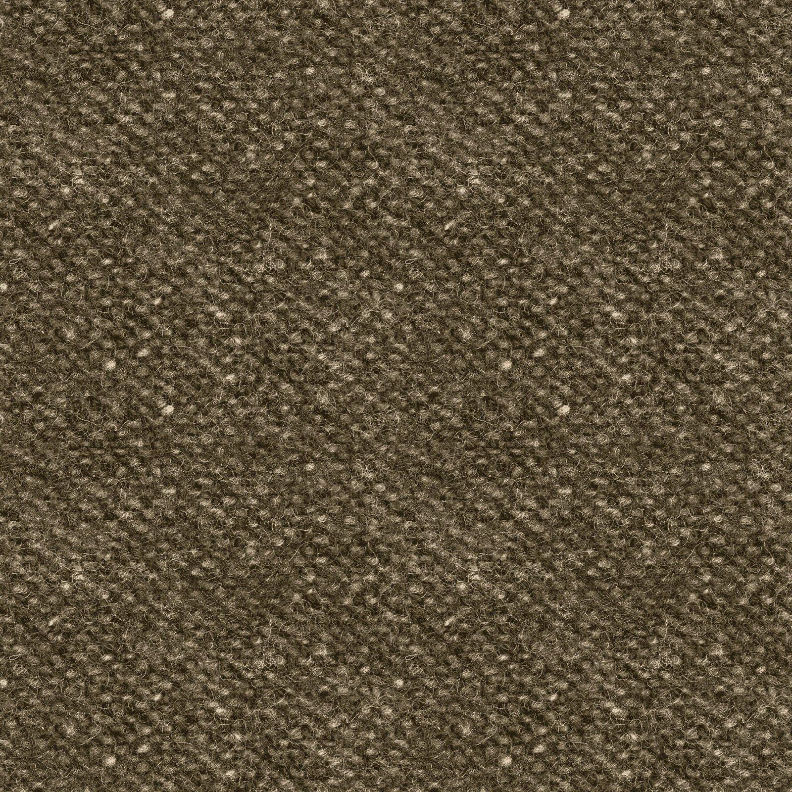 Woolies Flannel Nubby Tweed Medium Brown (MASF18507-A)