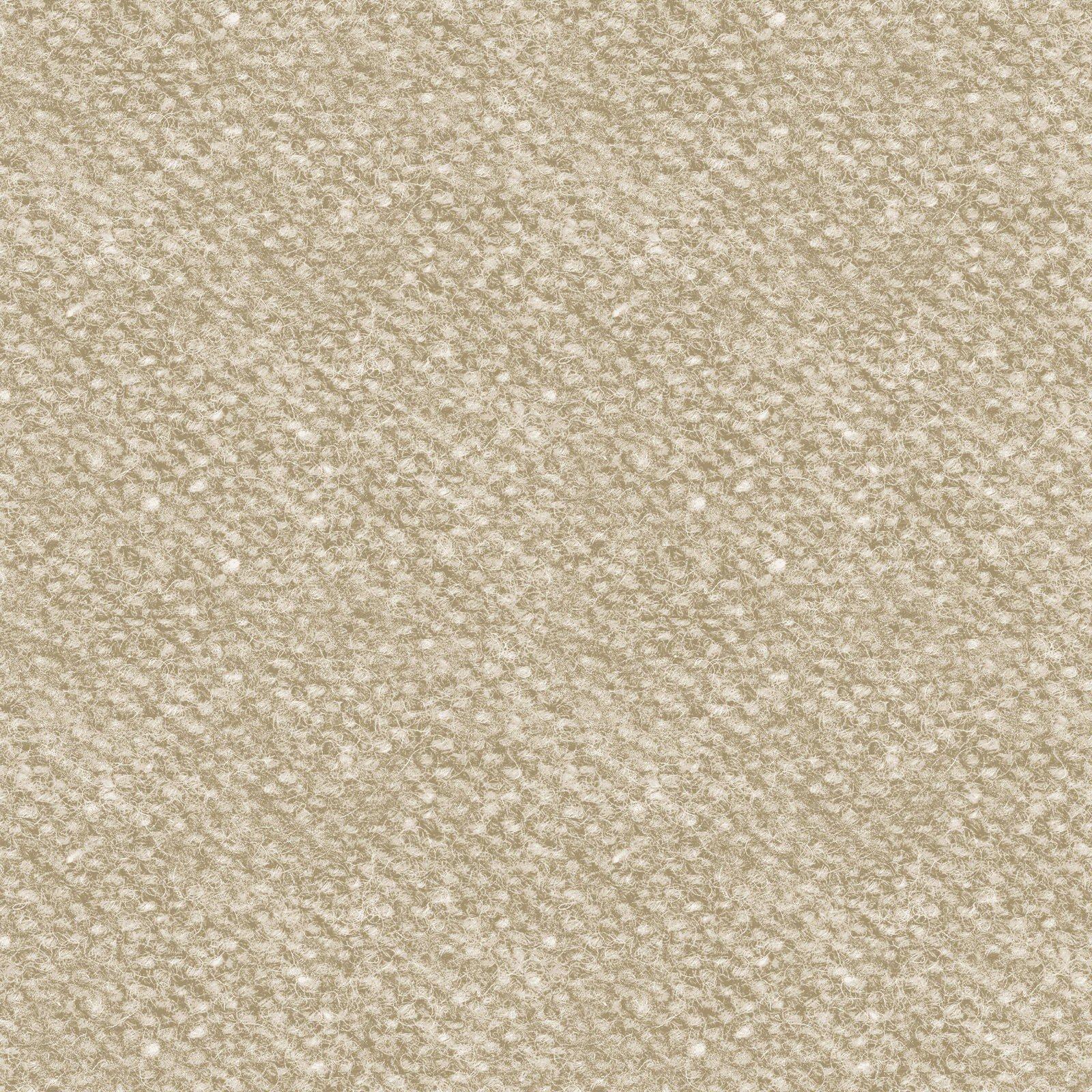 Woolies Flannel Nubby Tweed Ecru (MASF18507-E)