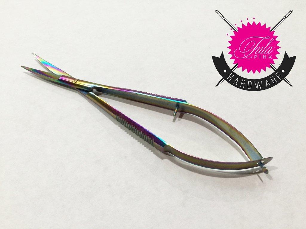 Tula Pink Hardware - 5 Curved EZ Snip