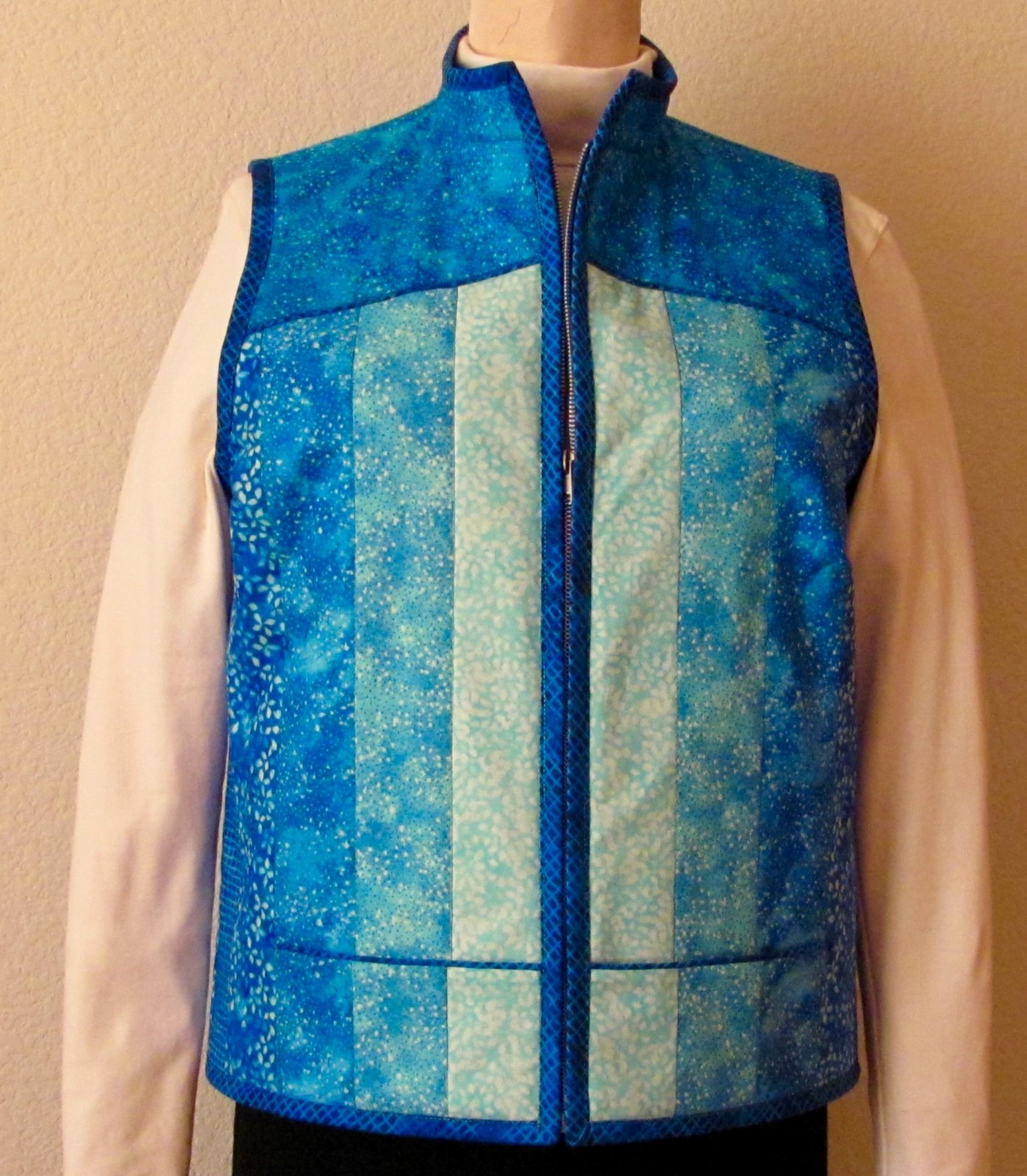 Bryce Canyon Vest - small - Turq