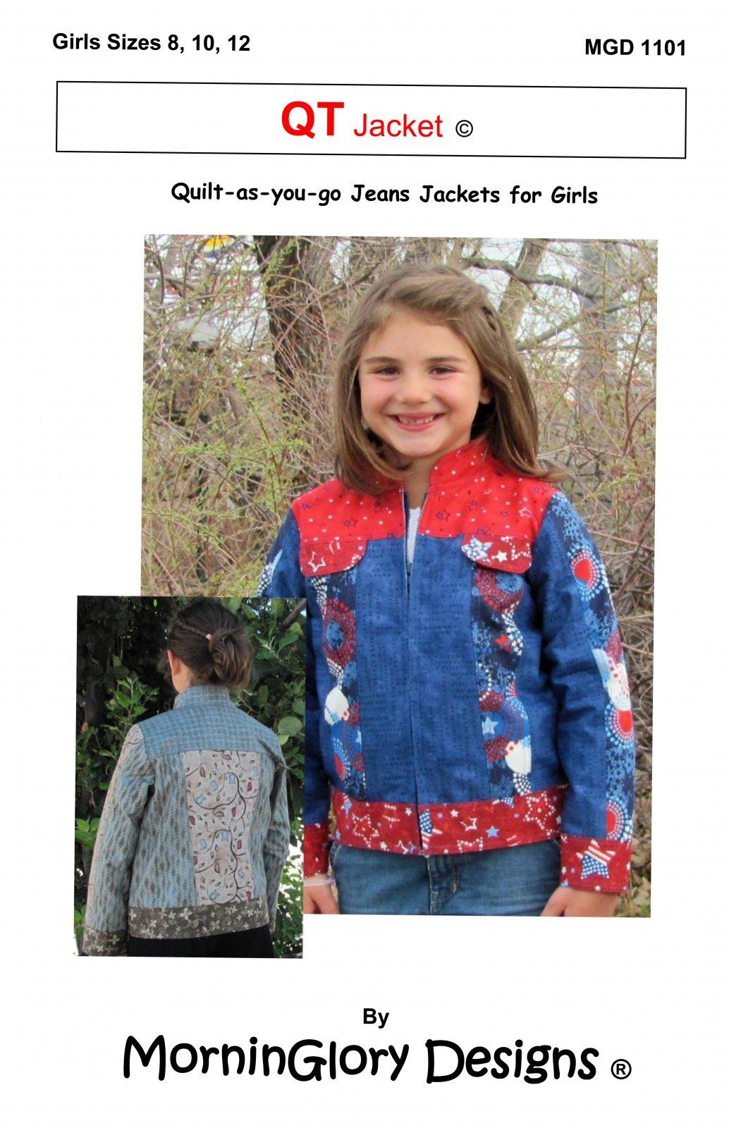 QT jacket MGD1101