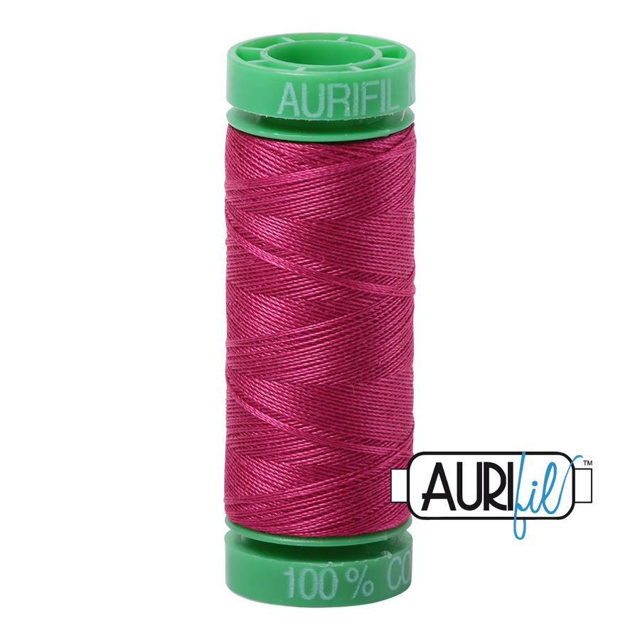 Aurifil 40wt Cotton Mako' 150m Spool