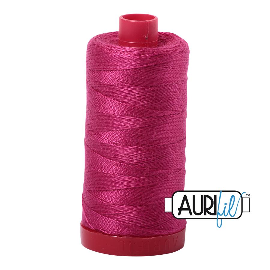 Aurifil 12wt Cotton Mako' 325m Spool