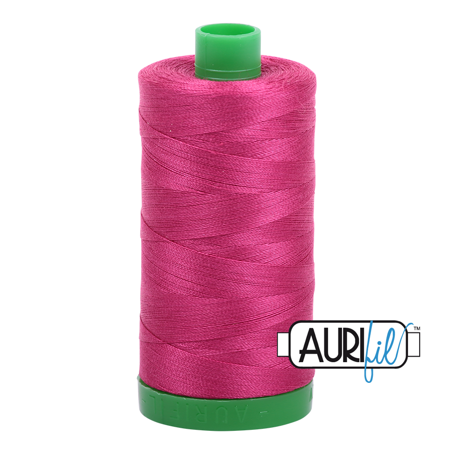 Aurifil 40wt Cotton Mako' 1000m Spool