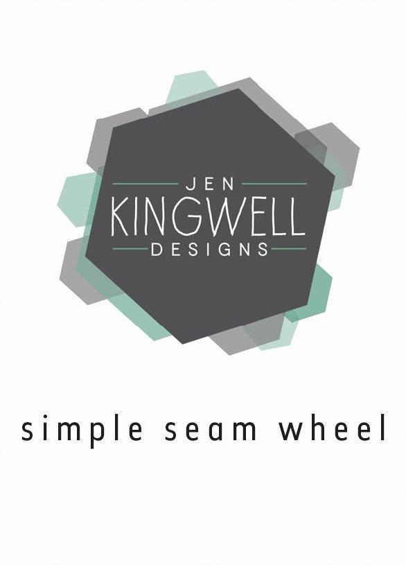 Simple Seam Wheel By Jen Kingwell