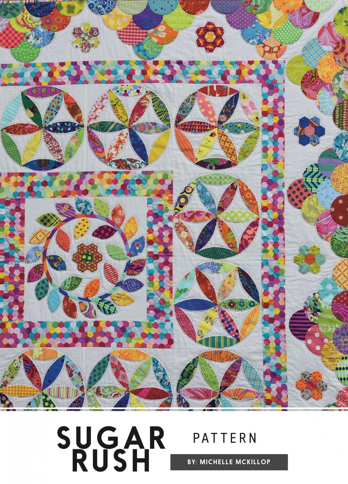 Sugar Rush Pattern by Michelle McKillop