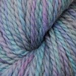 Plymouth Yarns Baby Alpaca Worsted Collage #203 Turquoise Purple
