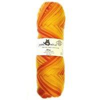 Fingerwolle #1873 Orange ya Happy?