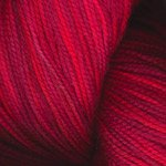 Plymouth Yarns Happy Feet 100 #4 Red Mix