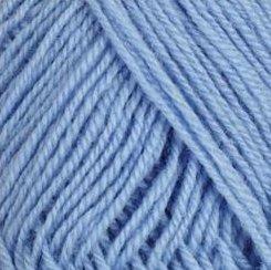 Rauma StrikkeGarn 3ply 155 Sky Blue