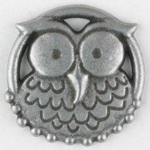 Nicky Epstein Owl Button 25mm - #390302